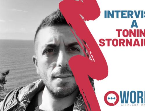 Intervista a Tonino Stornaiuolo