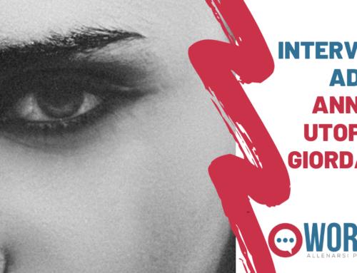 Intervista ad Anna Utopia Giordano
