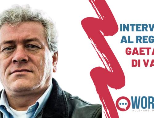 Intervista a Gaetano Di Vaio