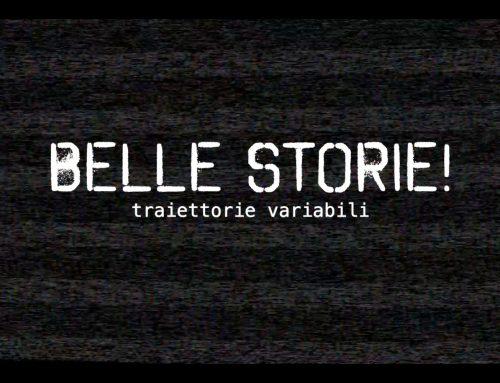 Belle Storie! Traiettorie Variabili